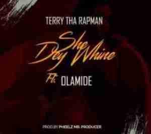 Terry Tha Rapman - Obi (She Dey Whine) ft. Olamide